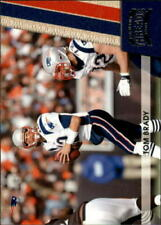 Carte collezionabili football americano tom brady