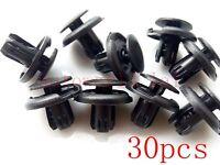 30 pcs bumper fender mud guard flap retainer pin clips for suzuki 09409 07332 ebay. Black Bedroom Furniture Sets. Home Design Ideas