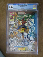 Amazing Spider-Man #360 CGC 9.6 White Pages. First Carnage