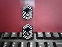 STICKER - U. S. AIR FORCE  SENIOR MASTER SERGEANT