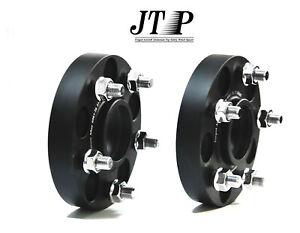 2x 25mm Separadores de rueda para Nissan 350Z,370Z,Skyline,Murano,Altima,GTR
