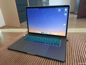 Apple MacBook Pro 15, 2020г, touch bar