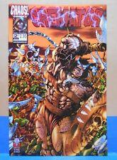 CREMATOR #2 of 5 1998/99 CHAOS! Comics 9.0 VF/NM Uncertified BRIAN PULIDO