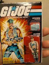 Gi joe Gung ho fridge magnet 1980s retro