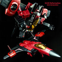 In Stock KBB MP-11 NT G1 Thrust Masterpiece 9.5in Kid Deformabl Action Figure