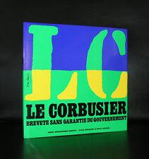 Le Corbusier # BREVETE SANS GARANTIE DU GOUVERNEMENT # 1996, mint