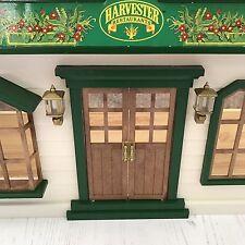 Vintage Sylvanian Families Spares | Harvester Restaurant Outside Lamp x 2