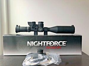 Nightforce ATACR 5-25 x 56 MOART Reticle with Barrett BORS 2.0