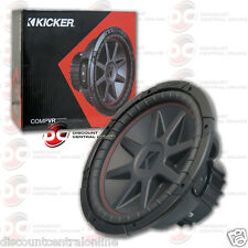 BRAND NEW KICKER COMPVR 12-INCH 2-OHM CAR AUDIO SUBWOOFER 800 WATTS 12""