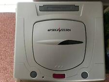 Console Sega Saturn JAPONAISE / HS / Ne lit plus les CD / not working
