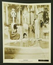 Cleopatra Elizabeth Taylor Richard Burton Original Movie Still Photo 8x10