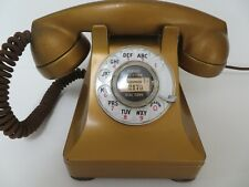 Western Electric telephone Model Gold 302 Factory finish