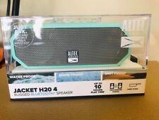 Altec Lansing IMW449N-MTG Jacket H20 4 Portable Bluetooth Speaker, MINT NIB