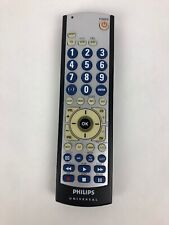 Philips Universal Remote Control CL043 TV DVD Cable Satellite- Fast Free Ship