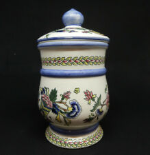 GIEN, Pot à tabac, Corne d'abondance, édition limitée du musée de la faiencerie