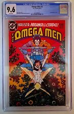 Omega Men #3 1st Lobo app CGC 9.6 Keith Giffen 1983 🔥 Perfect for SS