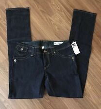 👑VINTAGE- DC SHOES INC. Dark Blue Skinny Jeans. Woman Size: 28