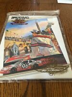 1996 Indianapolis Motor Speedway Brickyard 400 Official Souvenir Program