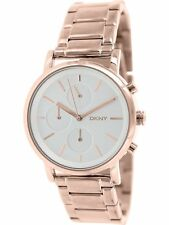 Dkny Women's NY2275 Rose-Gold Stainless-Steel Quartz Fashion Watch