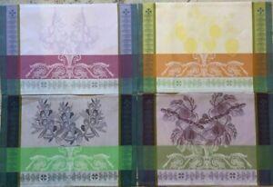 Garnier Thiebaut Tischsets 4 Motive gemischt (48x32cm)