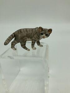 Dollhouse Miniature Artisan Cat