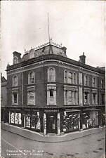 Stroud. Arthur A. Horder Shop. High Street & Kendrick Street.