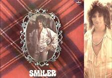 ROD STEWART ~ SMILER ~ 1974 UK 12-TRACK LP RECORD + G/FOLD & INNER