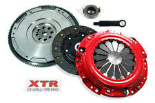 XTR STAGE 2 CLUTCH KIT & HD FLYWHEEL for 1992-2001 HONDA PRELUDE 2.2L 2.3L