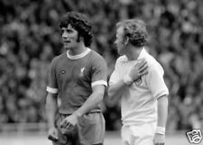 Kevin Keegan Billy Bremner Leeds Utd 10x8 Photo pitch