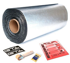 "25sqft GTMAT 110mil 36"" Cut Wide Roll (36""x8'4"") Car Truck Sound Deadener Mat"