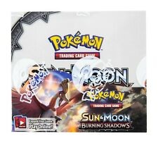 Pokemon Burning Shadows Booster Box 36 Sealed Packs - FAST DELIVERY