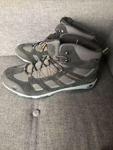 Men's Jack Wolfskin Hiking Boots Waterproof Size UK12 EU47••Bargain••