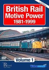 British Rail Motive Power 1981 - 1999: Volume 1