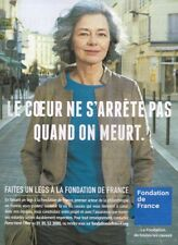 A- Publicité Advertising 2016 Fondation Francaise de l'ordre de Malte