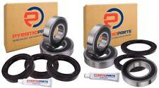 Front & Rear Wheel Bearings & Seals for Suzuki GSF650 (Euro) 2008
