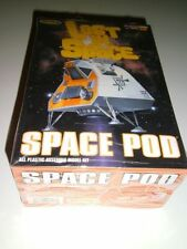 Moebius 901 Lost in Space TV Show Space Pod Plastic Model Kit 1/24