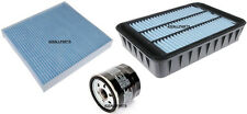 FOR MITSUBISHI ASX 1.6 1.8 MIVEC 10 11 SERVICE PARTS KIT OIL AIR CABIN FILTER