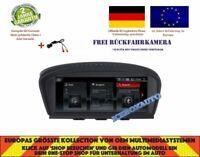 """8.8"""" NAVI ANDROID 9.0 2/32G WIFI PX6 DAB+ BMW 5 SERIE E60 E61 E62 E63 EW963K4CCC"""