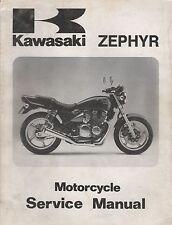 1990 Kawasaki Motorcycle Zephyr P/N 99924-1136-01 Service Manual (218)