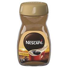 Nescaf� Fine Blend Instant Coffee Jar, 100 g Pack of 6