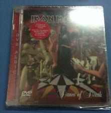 Iron Maiden Dance Of Death DVD Audio SEALED MINT NUEVO HEAVY ESPAÑA