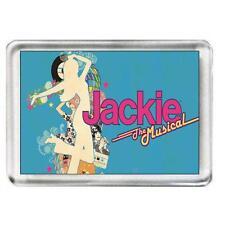 Jackie. The Musical. Fridge Magnet.