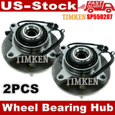 TIMKEN 2 Front Wheel Bearing Hub for 2005-2008 Ford F-150 4WD w/ ABS SP550207