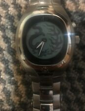 FOSSIL BIG TIC Animated Dragon Stainless Steel 50M JR-8097 Men's Watch