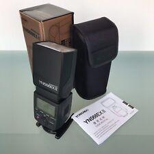 Yongnuo YN-568EX II Flash Speedlite TTL for Canon 5D II III 6D 7D 60D 700D UK