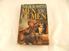 Men of Men by Wilbur Smith 1st USA edition Hardback 1981