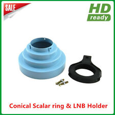 Conical Scalar Kit for C-band Feedhorn Offset Antenna