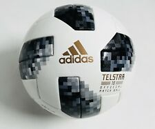 ADIDAS TEL STAR World Cup 2018 Russia OFFICIAL MATCH BALL With NFC Chip W/O BOX