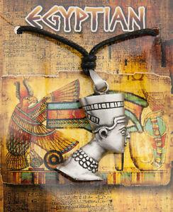 Collana a Sospensione Nefertiti Tin-Gioielli Egitto ancienne-2664-AD1C