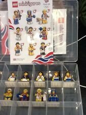LEGO TEAM GB Olympic Minifigures 8909 Set Complet 2012